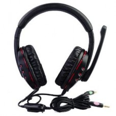 Наушники гарнитура накладные Somic G923 Black (9590009768)