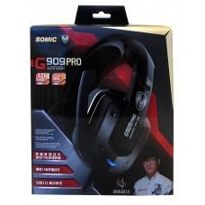 Наушники гарнитура накладные Somic G909 Pro Black (9590010164)