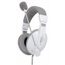 Наушники гарнитура накладные Somic ST2688 White (9590010337)
