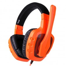 Наушники гарнитура накладные Somic A1 Orange (9590010366)