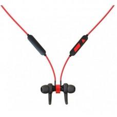 Наушники гарнитура вакуумные Bluetooth 4.1 Aspor A612 Black/Red (965004)