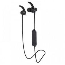 Наушники гарнитура вакуумные Bluetooth 4.1 Aspor A615 Magnet Black (965006)