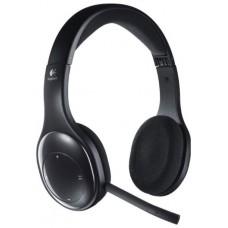 Наушники гарнитура накладные Bluetooth Logitech H800 Black (981-000338)