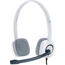Наушники гарнитура накладные Logitech H150 Cloud White (981-000350)