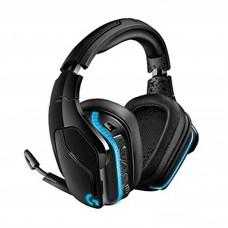 Наушники гарнитура накладные Bluetooth Logitech G935 Black (981-000744)