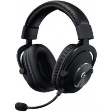 Наушники гарнитура накладные Logitech Pro Gaming Black (981-000812)