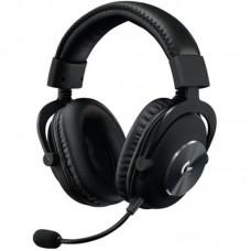 Наушники гарнитура накладные Logitech Pro X Gaming Black (981-000818)