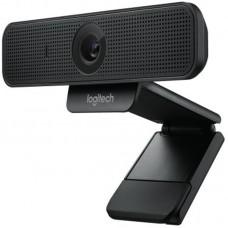 Наушники гарнитура накладные Bluetooth + Camera C925e Logitech Personal Collaboration Kit Black
