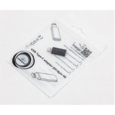 Адаптер Lightning-Type-C Cablexpert Black (A-USB-CF8PM-01)