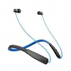 Наушники гарнитура вакуумные Bluetooth Anker SoundBuds Lite Black/Blue (A3271HJ1)