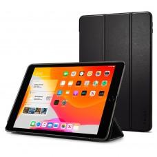 Чехол книжка Spigen PU Smart Fold для Apple iPad 10.2 2019 Black (ACS00373)