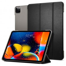 Чехол книжка Spigen PU Smart Fold для Apple iPad Pro 11 2020 Black (ACS00894)