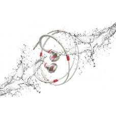 Наушники гарнитура вакуумные TCL ACTV100 Crimson White (ACTV100WT-EU)