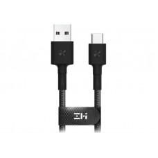 Кабель USB-Type-C ZMI Braided 0.3m Black (AL411)