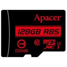 Карта памяти MicroSDHXC 128GB UHS-I Class 10 Apacer + Adapter SD (AP128GMCSX10U5-R)