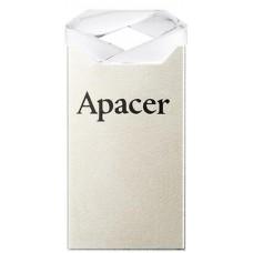Флешка USB 2.0 16GB Apacer AH111 Silver/Crystal (AP16GAH111CR-1)