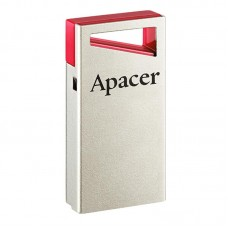 Флешка USB 32GB Apacer AH112 Gold/Red (AP32GAH112R-1)