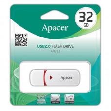 Флешка USB 32GB Apacer AH333 White (AP32GAH333W-1)