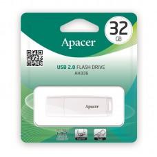 Флешка USB 32GB Apacer AH336 White (AP32GAH336W-1)
