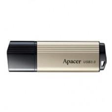 Флешка USB 3.0 64GB Apаcer AH353 Gold (AP64GAH353C-1)