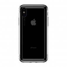 Чехол накладка TPU Baseus Safety Airbags для iPhone X XS Transparent (ARAPIPH58-SF02)