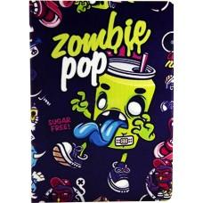 Чехол книжка PU Paint Case для iPad Air 2 Zombie Pop Drink
