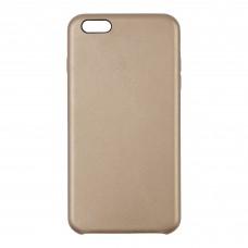Чехол накладка Armorstandart PU Leather для iPhone 6 6S Gold (ARM45671)