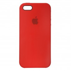 Чехол накладка TPU Armorstandart Silicone для iPhone SE 5S 5 Red (ARM47187)