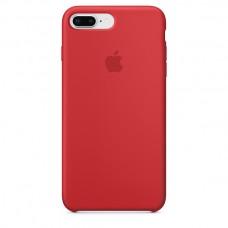 Чехол накладка TPU Armorstandart Silicone для iPhone 8 7 Plus Red (ARM49460)