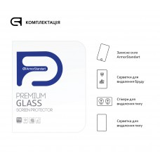 Защитное стекло Armorstandart 2.5D для Apple iPad Pro 12.9 Transparent (ARM50477-GCL)