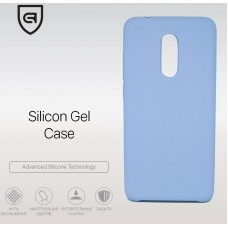 Чехол накладка TPU Armorstandart Soft Touch для Xiaomi Redmi 5 Light Blue (ARM51356)