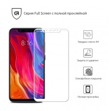 Защитное стекло Armorstandart Full Glue для Xiaomi Mi 8 White (ARM52302-GFG-WT)
