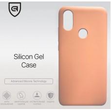 Чехол накладка TPU Armorstandart Soft Touch для Xiaomi Mi A2 6X Pink Sand (ARM52680)