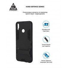 Чехол накладка TPU Armorstandart Hard Defence для Huawei Honor 8X Black (ARM53356)