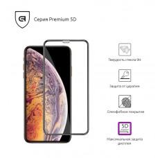 Защитное стекло Armorstandart 3D Full Glue Premium для iPhone XS X Black (ARM53440-G3D-BK)