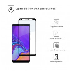 Защитное стекло Armorstandart Full Glue для Samsung A9 2018 (A920) Black (ARM53941-GFG-BK)