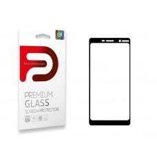 Защитное стекло Armorstandart Full Glue для Nokia 7 Plus Black (ARM54219-GFG-BK)