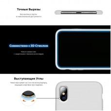Чехол накладка TPU Armorstandart Soft Touch New для Huawei Y7 2019 Black (ARM54330)