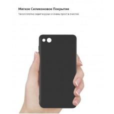 Чехол накладка TPU Armorstandart Soft Matte Slim Fit для Xiaomi Redmi Go Black (ARM54332)