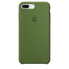 Чехол накладка TPU Armorstandart Silicone для iPhone 8 7 Plus Virid/Green (ARM54453)