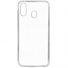 Чехол накладка TPU Armorstandart Slim Fit Air для Samsung M20 M205 Transparent (ARM54461)