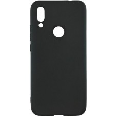 Чехол накладка TPU Armorstandart Soft Matte Slim Fit для Xiaomi Redmi 7 Black (ARM54671)