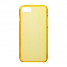 Чехол накладка PC Armorstandart Clear для iPhone 7 8 SE 2020 Yellow (ARM54945)