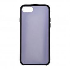Чехол накладка PC Armorstandart Clear для iPhone 7 8 SE 2020 Dark Blue (ARM54946)
