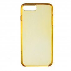 Чехол накладка PC Armorstandart Clear для iPhone 8 Plus Yellow (ARM54950)