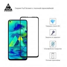 Защитное стекло Armorstandart Full Glue для Samsung M40 2019 M405 Black (ARM54954-GFG-BK)