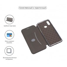 Чехол книжка PU Armorstandart G-Case для Samsung A10s A107 Black (ARM55504)