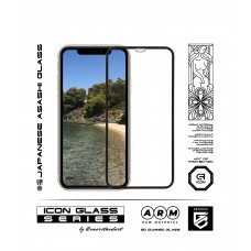 Защитное стекло Armorstandart Icon 3D Full Glue для iPhone 11 Pro Max XS Max Black (ARM55717-GI3D-BK