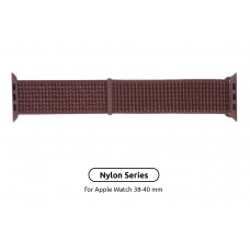 Ремешок Nylon Armorstandart для Apple Watch 38mm 40mm Smoke Purple (ARM55850)