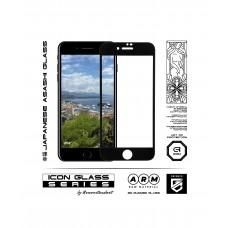 Защитное стекло Armorstandart Icon 3D Full Glue для iPhone 8 7 Plus Black (ARM55982-GI3D-BK)